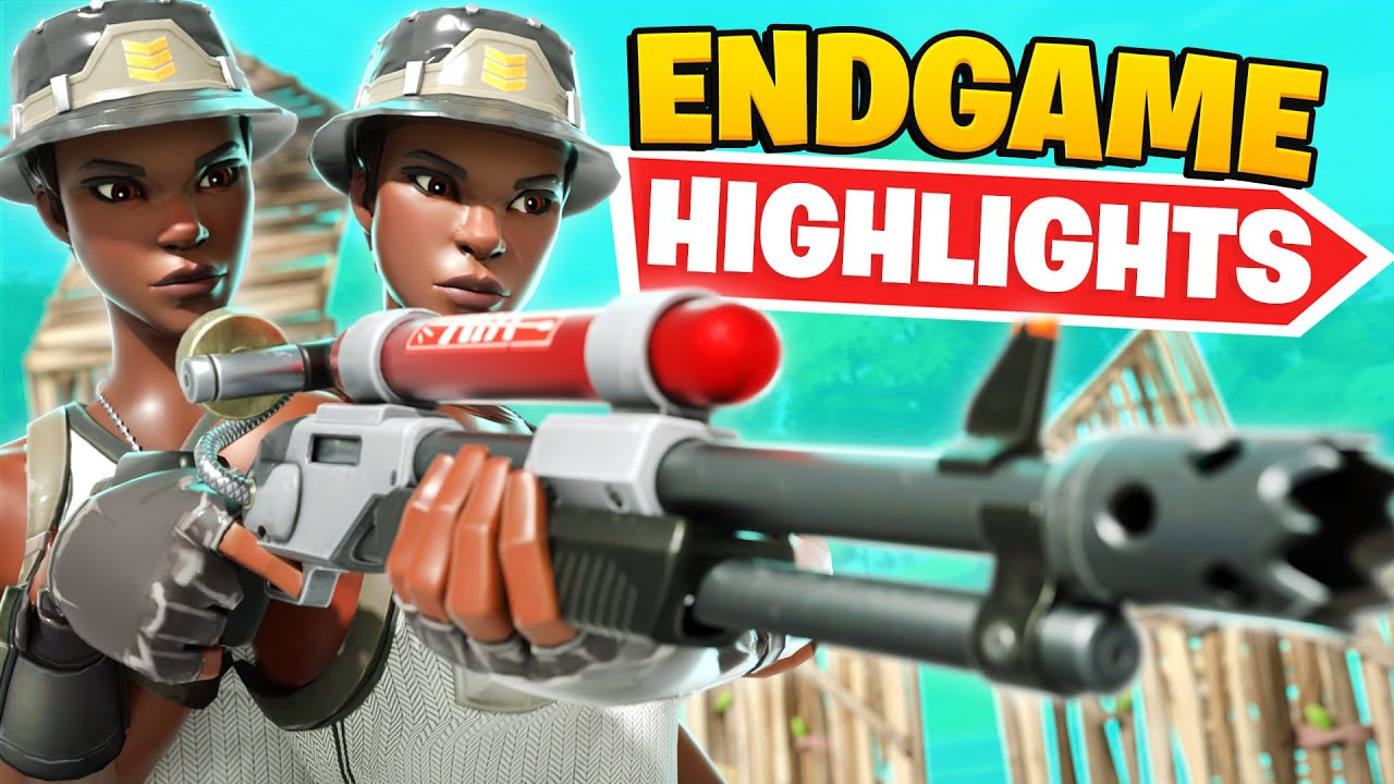 Endgame highlights #1 | advise fn