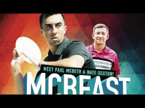 **McBeast Challenge** Hendersonville, NC (With Paul McBeth and Nate Sexton)