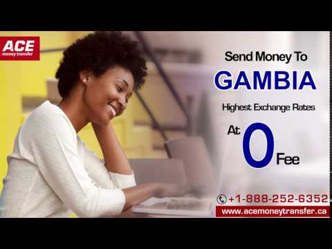 Zero Fee Offer From Canada To Gambia