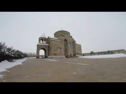 Церковь Святой Рипсиме. Армения.