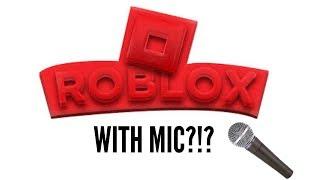 Jouer à ROBLOX Games sur demande avec Mic!!!