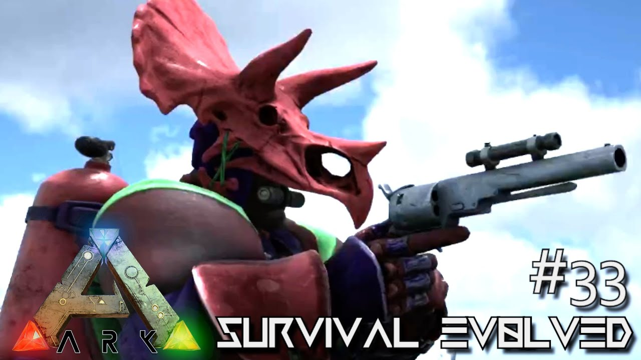Ark survival evolved mastercraft guns new mosasaurus tame ark survival evolved mastercraft guns new mosasaurus tame season 3 s3 e33 gameplay youtube malvernweather Gallery