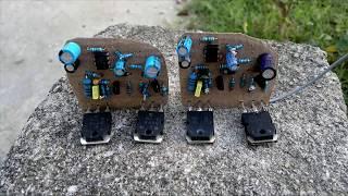 mạch công suất đơn giản chạy d718 b688