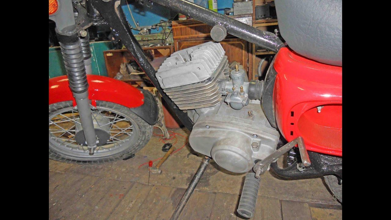 Ремонт двигателя мотоцикла минск своими руками видео