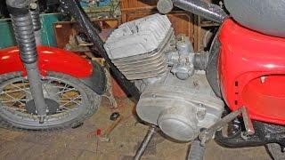 Ремонт двигателя с мотоцикла 'Минск' для 'Восхода' - Мутный заяц (2/3)