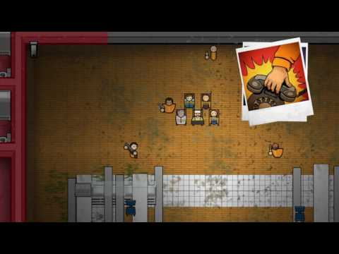 Prison Architect | G.A.B.O.S. Story | PS4