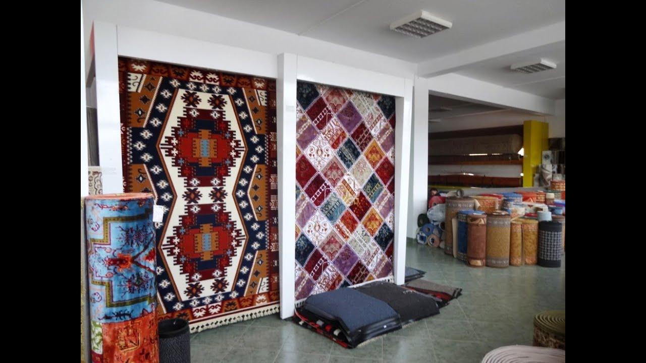 Prodaja tepiha Sarajevo-Salon tepiha TWINS - YouTube