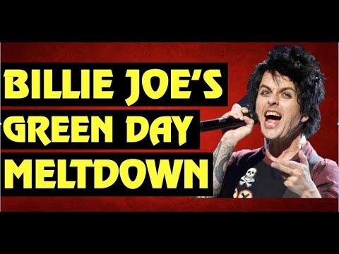 Green Day: Billie Joe Armstrong's Meltdown iHeart Radio Music Festival