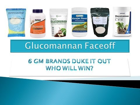 6 Glucomannan Powder Brands Compared: Major Surprises