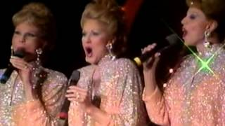 The McGuire Sisters perform LIVE on Jukebox Saturday Night