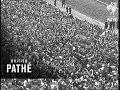 International Football England V Scotland At Wembley 1938
