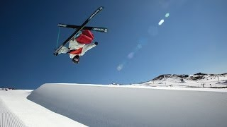 Best Of Freestyle Skiing 2014 (Sammy Carlson and Simon Dumont)