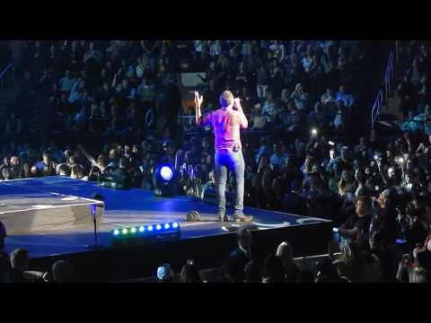 Luke Bryan - Crash My Party - Kill the Lights Tour at Madison Square Garden - 3/1/2017