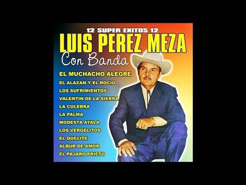 Luis Perez Meza - El Muchacho Alegre
