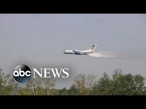 US s look closer at mysterious explosion in Russia l ABC News
