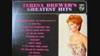 Teresa Brewer - Let Me Go Lover (1962)