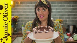How to Decorate a Cake | Real Time Recipe | Dulce Delight