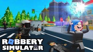 Robbery Simulator [v1.4] ROBLOX Part 1