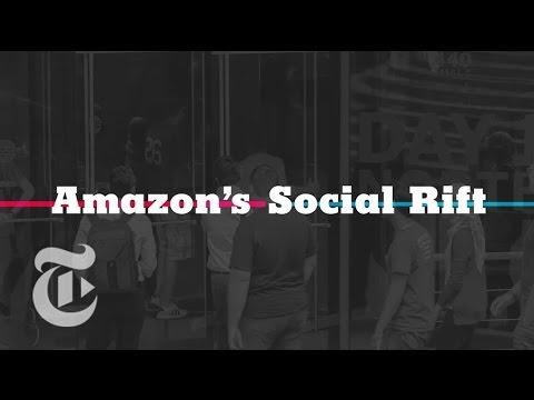 Inside Amazon's Social Rift | The New York Times