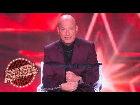 America's Got Talent 2015 - Howie Mandel Gets Into The Act