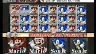 [Brawl Hacks] Mario & Sonic at the Brawl Games - WTF?