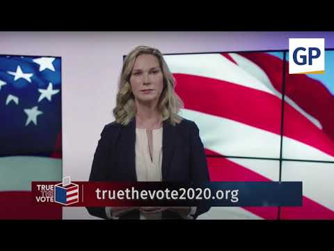 True the Vote's Catherine Engelbrecht Warns Voters -- OBSERVE, KEEP WATCH OF BALLOT DROP BOXES!