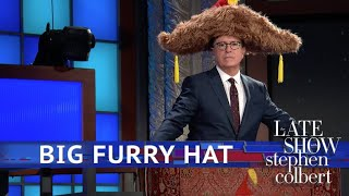 Big Furry Hat: Michael Cohen Edition