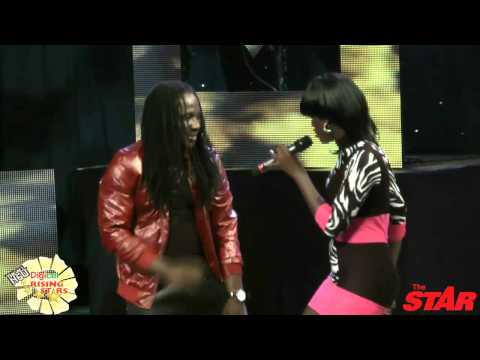 Tash vs Latty J Digicel Rising Stars Showdown