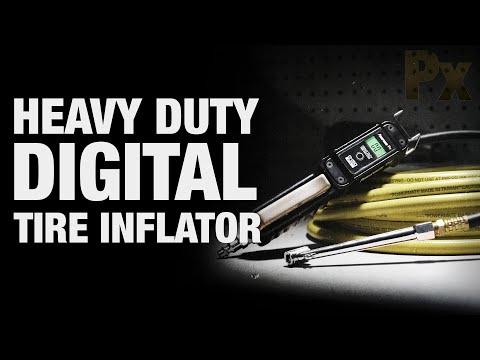Powermate PX Heavy Duty Digital Tire Inflator