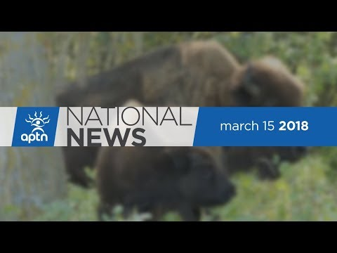 APTN National News March 15, 2018 – Reporter faces charges, Skookum Music Festival