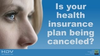 Georgia Health Insurance Exchange Marketplace - Plans Are Being Canceled!