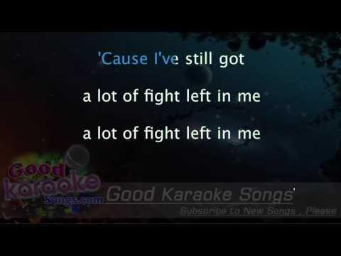Rachel Platten   Fight Song  Karaoke Version   Beat   Lyrics