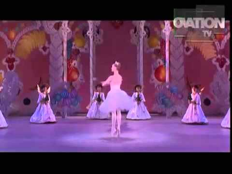 NYCB Darci Kistler in Sugarplum