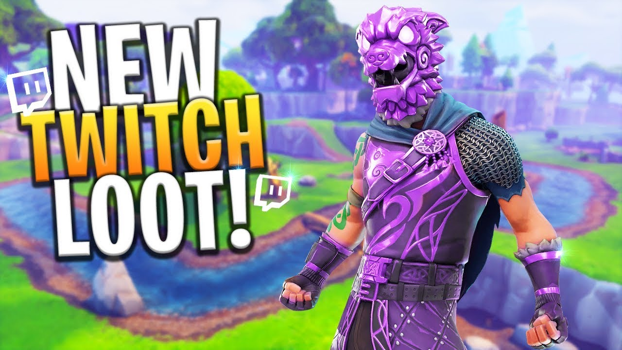 How To Get A Free Fortnite Skin And Other Loot With Twitch Prime