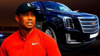 TIGER WOODS CARS COLLECTION 2018