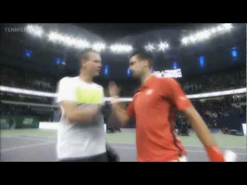 ★ Novak Djokovic ★ ...The China Emperor (amazing points) HD