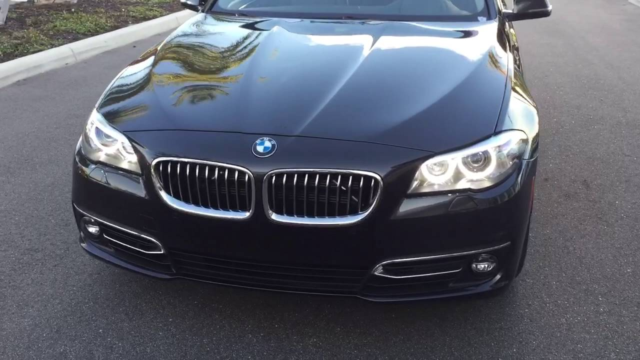 2013 2014 2016 Bmw 535i Luxury Line And M Spot Line Youtube