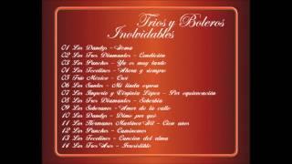 Trios y Boleros Inolvidables cd3