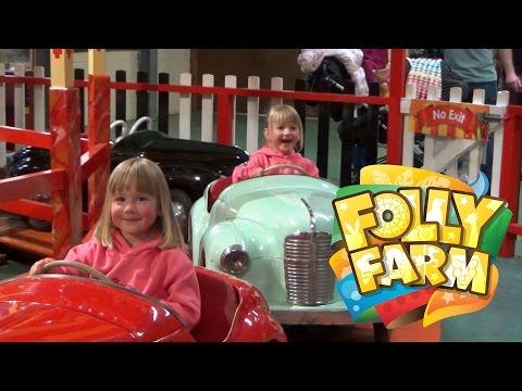 Folly Farm & Zoo - Pembrokeshire - Wales - May 2017