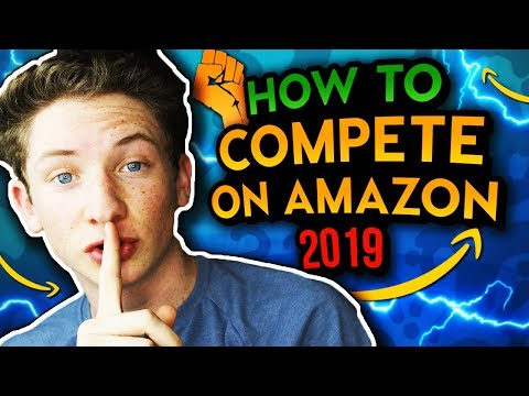 How To Compete On Amazon FBA In 2019 For Beginners - Creating A FBA Brand