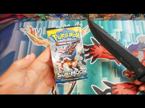 Flip it Or Give it !!! Pokemon Sun and Moon Booster Pack!!