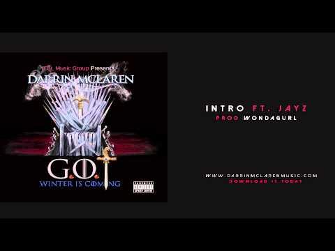 Darrin Mclaren -  Intro ft  Jay Z [Prod by WondaGurl] - Official Audio