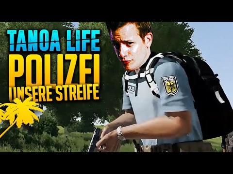 ARMA 3 TANOA LIFE #014 - Wir sind die POLIZEI