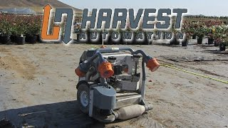 Harvest Automation: Robot Takeover