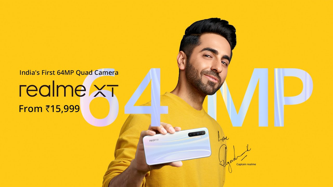 realme XT | Best Gift for Dreamers