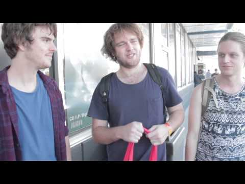 The Love Junkies (Perth, Australia) Post SXSW Interview