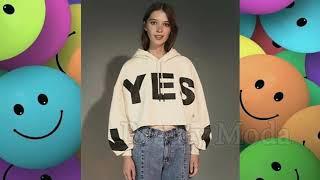 РЕЖИМОВ BLOSS MODS SHOOS | Модные толстовкиKRASIVAYA FUT взгляд стиль женщины Красота Мода MODA