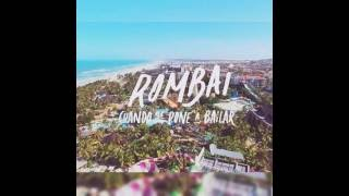 Rombai - Cuando Se Pone A Bailar - Single (2016)