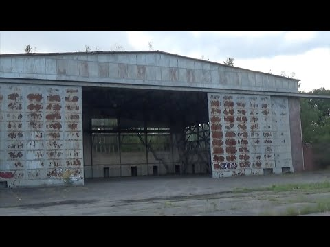 Urban Exploring Sperenberg Airfield and Kummersdorf's military facility