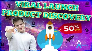 THE Product Research GAME CHANGER! Amazon FBA Viral Launch Product Discovery